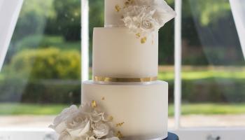 Bawtry Hall Wedding Venue- Wedding Cake - Yorkshire