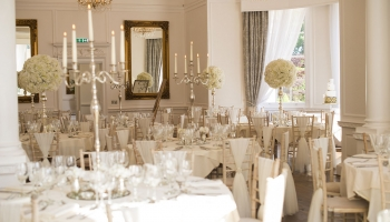 Bawtry Hall Wedding Venue Tables- Yorkshire