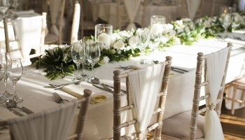 Bawtry Hall Wedding Venue Seating - Yorkshire