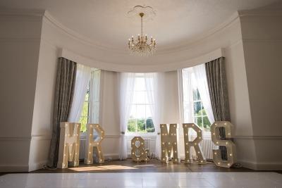 Bawtry Hall Wedding Venue Interior - Yorkshire