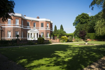 Bawtry Hall Wedding Venue  Grounds - Yorkshire