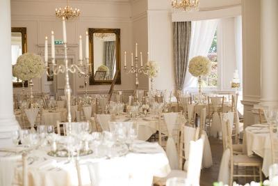 Bawtry Hall Wedding Venue Tables- Yorkshire