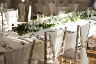 Bawtry Hall Wedding Venue Seating - Yorkshire