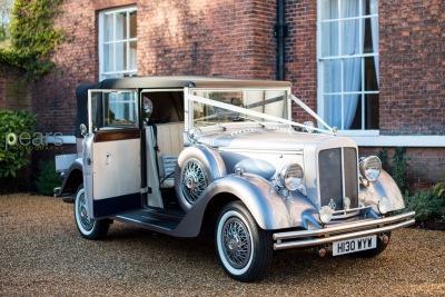 bawtry hall wedding car