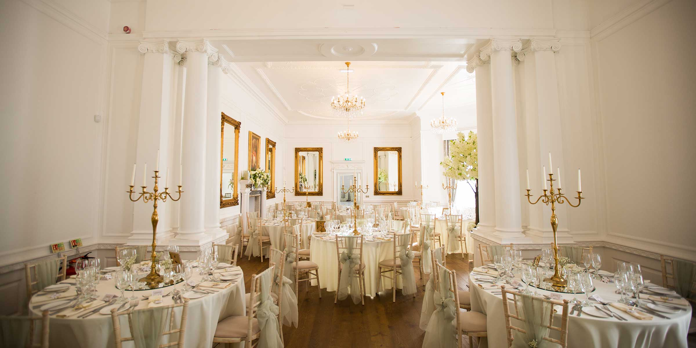Bawtry Hall Wedding Venue Yorkshire - Seating