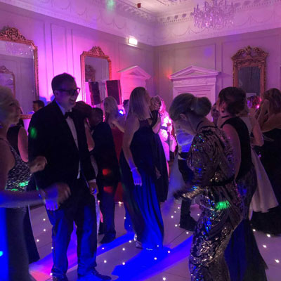 The Crystal Ball at Bawtry Hall