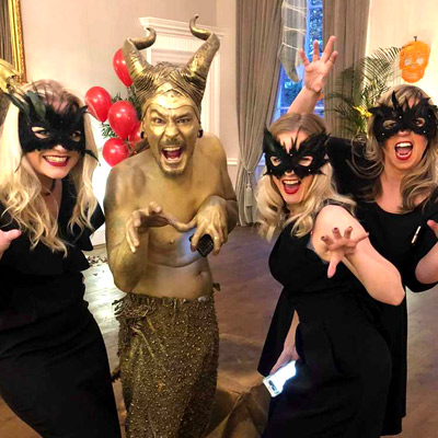 The Halloween Ball Event at Bawtry Hall