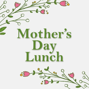 Mother's Day Lunch - Bawtry Hall