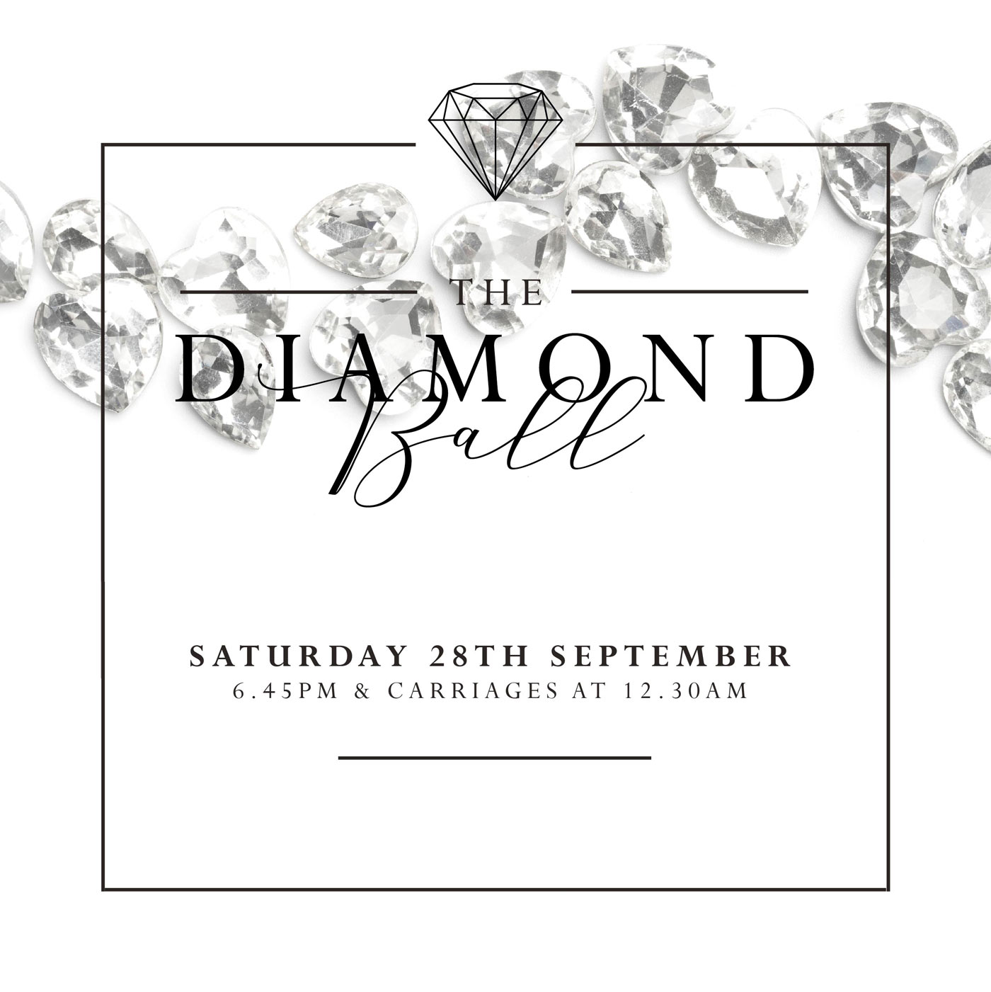 Diamond Ball Event