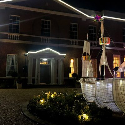 Bawtry and Austerfield Illuminate Festival