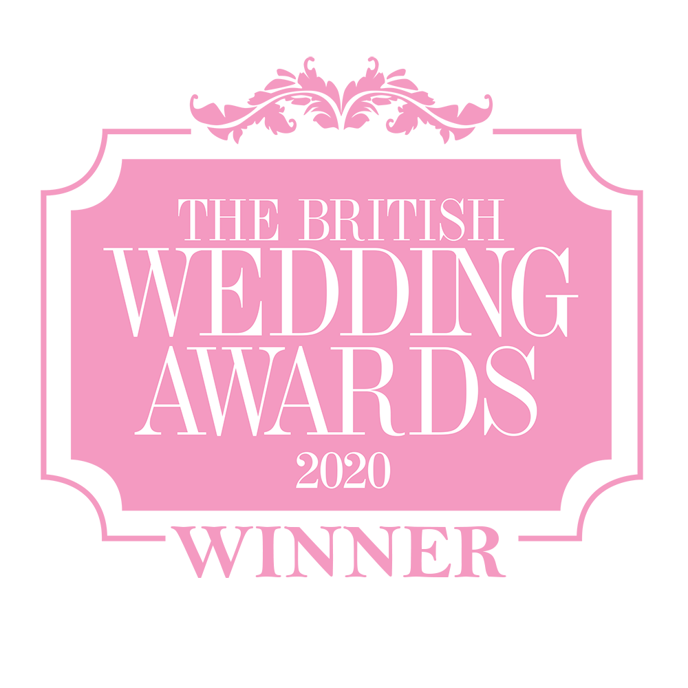 British Wedding Award Winner