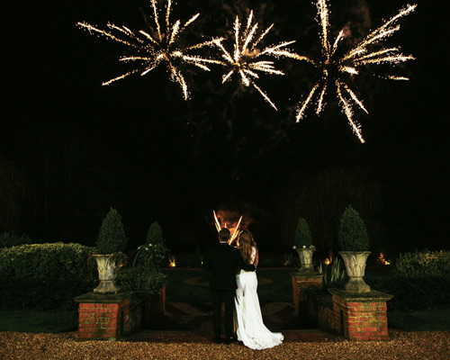 New Year's Eve Wedding Package
