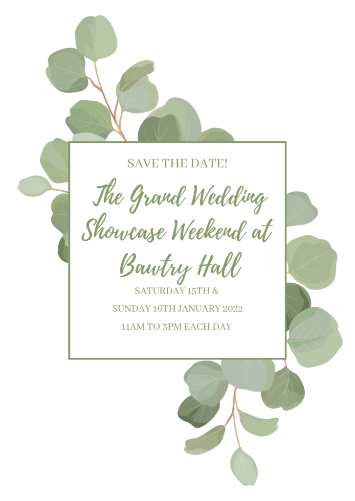 Bawtry Hall - Wedding Showcase